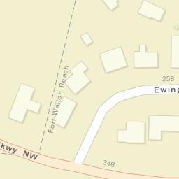 Map Of Fort Walton Beach Florida.Activity At 252 Ewing Ct Nw Fort Walton Beach Fl