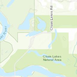 Chain O Lakes Area Iowa Dnr
