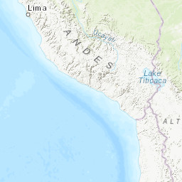 Iberia World Map.M 7 1 140km Wnw Of Iberia Peru