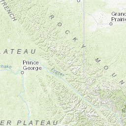 M 4 3 27km Sse Of Fort St John Canada