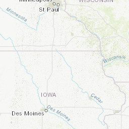 Junction City Kansas Map.M 2 4 2km S Of Junction City Kansas