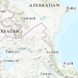 M 7 3 - 29km S of Halabjah, Iraq