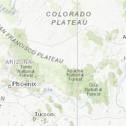 M 2 6 13km Wsw Of Monroe Utah