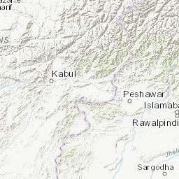 M 4 6 17 Km Wsw Of Parun Afghanistan
