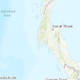 M 4 9 95 Km Wsw Of Banda Aceh Indonesia