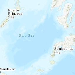 M 6 4 - 17km ESE of Tutubigan, Philippines