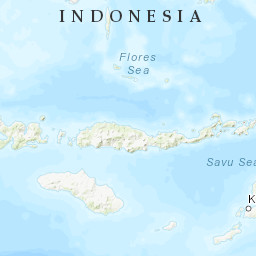 M 6 9 - 1km S of Belanting, Indonesia
