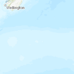 Hastings New Zealand Map.M 4 0 35km Sw Of Hastings New Zealand